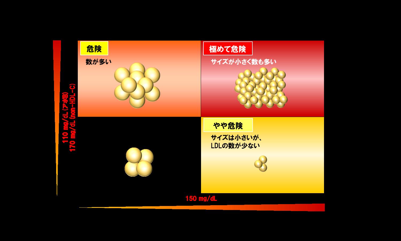 small dense LDL(超悪玉コレステロール)測定について